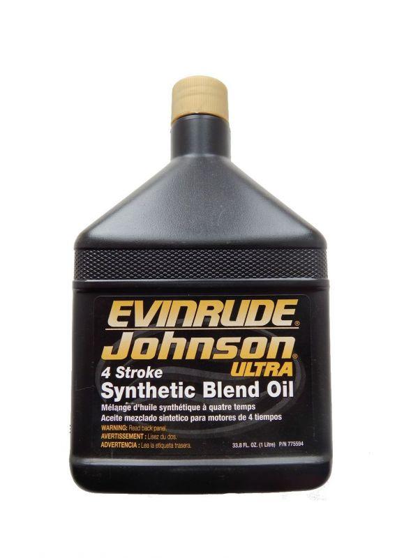 масло синтетика для лодочного мотора