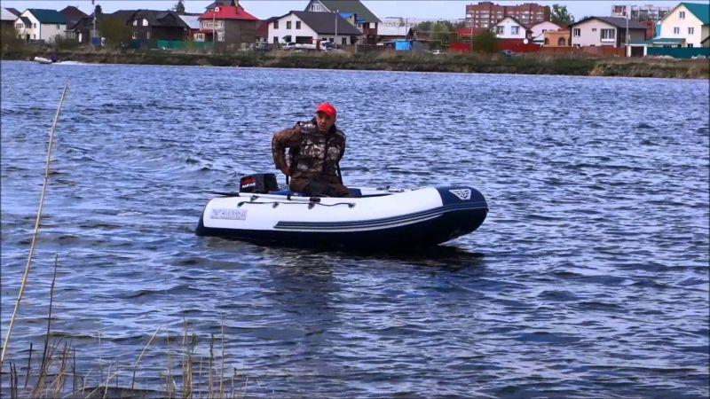 модернизация лодки флагман