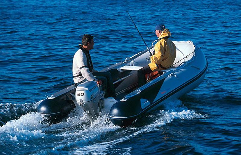электро мотор на лодку с мотором