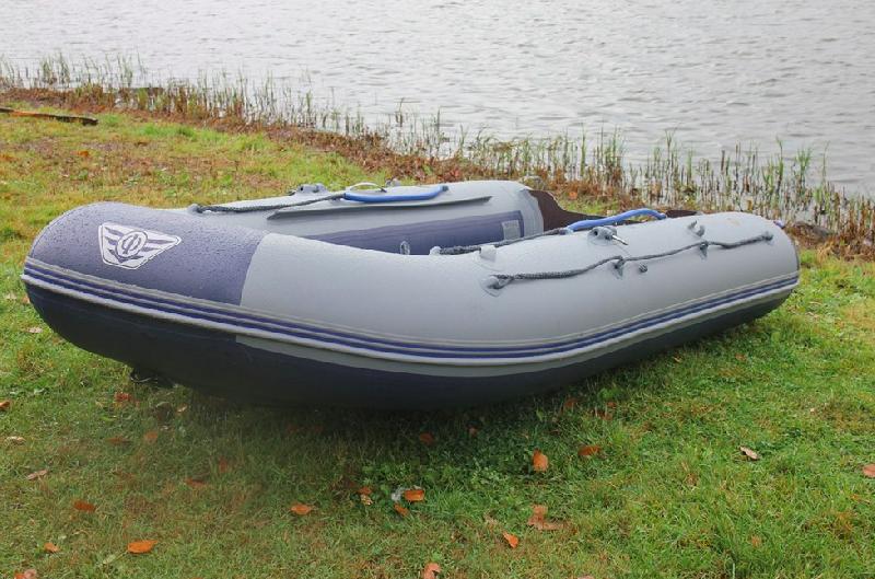 лодка надувная нднд флагман 330u