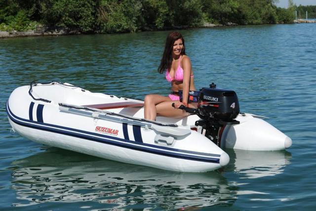 какой нужен мотор для лодки пвх 290