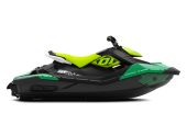 SEA-DOO SPARK TRIXX 2UP Quetzal Green-Manta Green (2020)