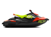 SEA-DOO SPARK TRIXX 2UP Dragon Red / Manta Green (2020)