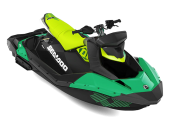 SEA-DOO SPARK TRIXX 3UP Quetzal Green-Manta Green (2020)