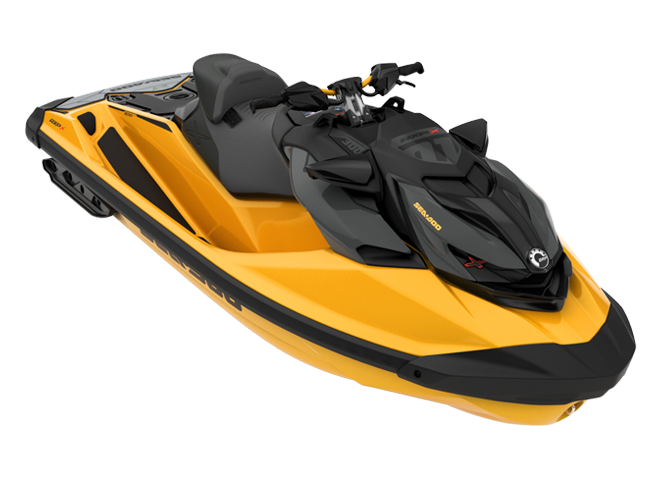 SEA-DOO RXP-X RS 300 Dragon Red (2020)