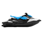 SEA-DOO Spark 2up STD 60 White-Gulfstream Blue